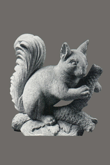 SA-10 Squirrel Sculpture