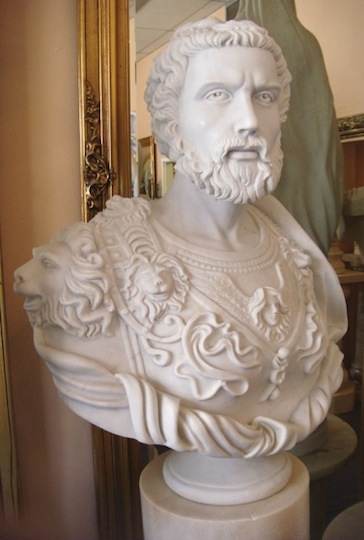 BT-4 Bust of Roman Man