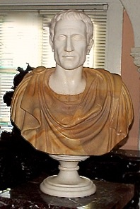 BT-5 Bust of Roman Man