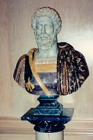 BT-6 Bust of Roman Man