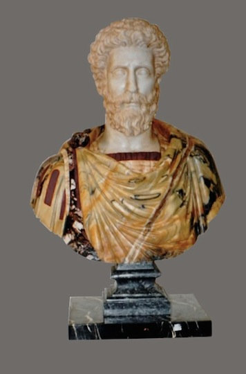 BT-8 Bust of Roman Man