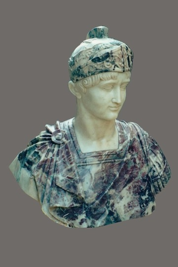 BT-7 Bust of Roman Man