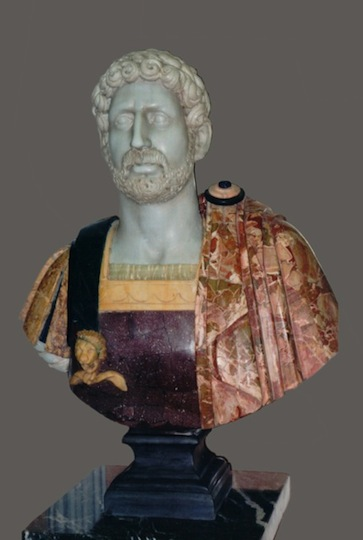 BT-13 Bust of Roman Soldier
