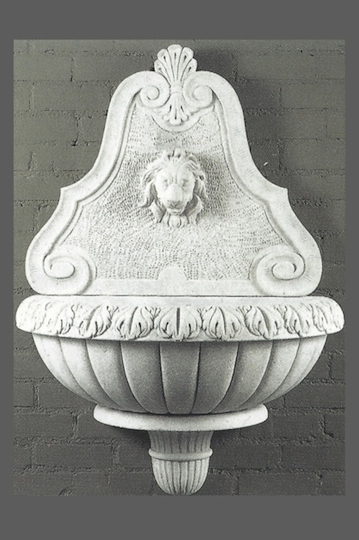 WF-35  Wall Fountain