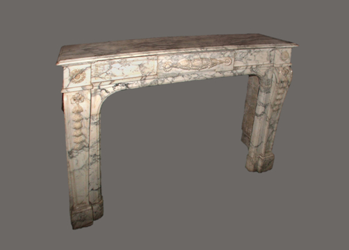 M-12 Fireplace Mantel