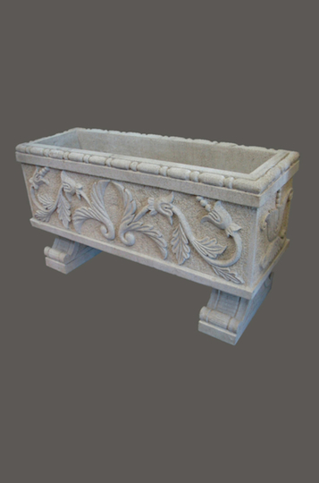 P-27 Acanthus Planter Box