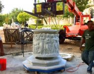 w-12 well sculpture design imports