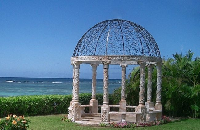 gazebo sculpture design imports